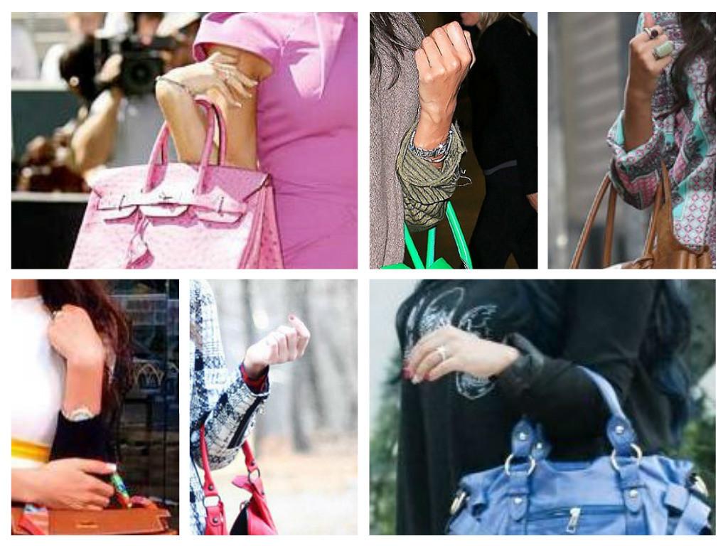 colaj geanta