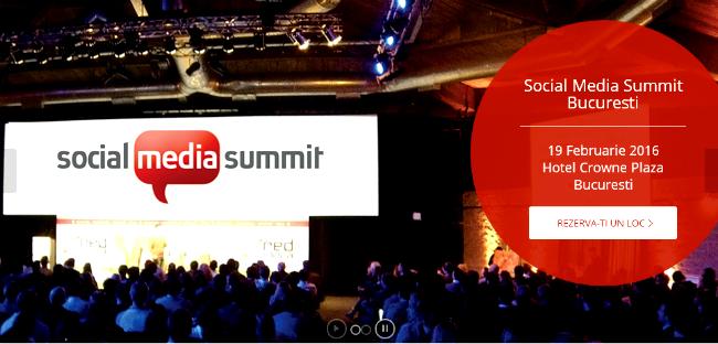 cum a fost la social media summit 2016