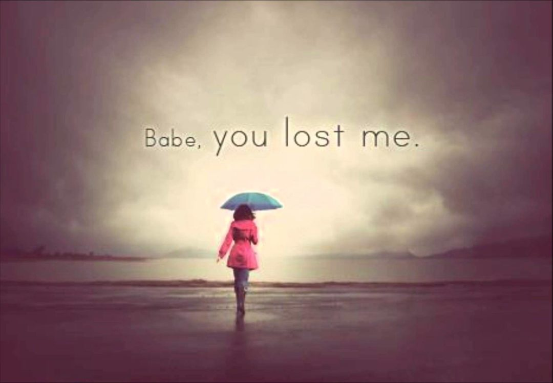ce ai pierdut